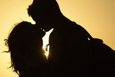 Researchers say kissing a partner can make you live longer
